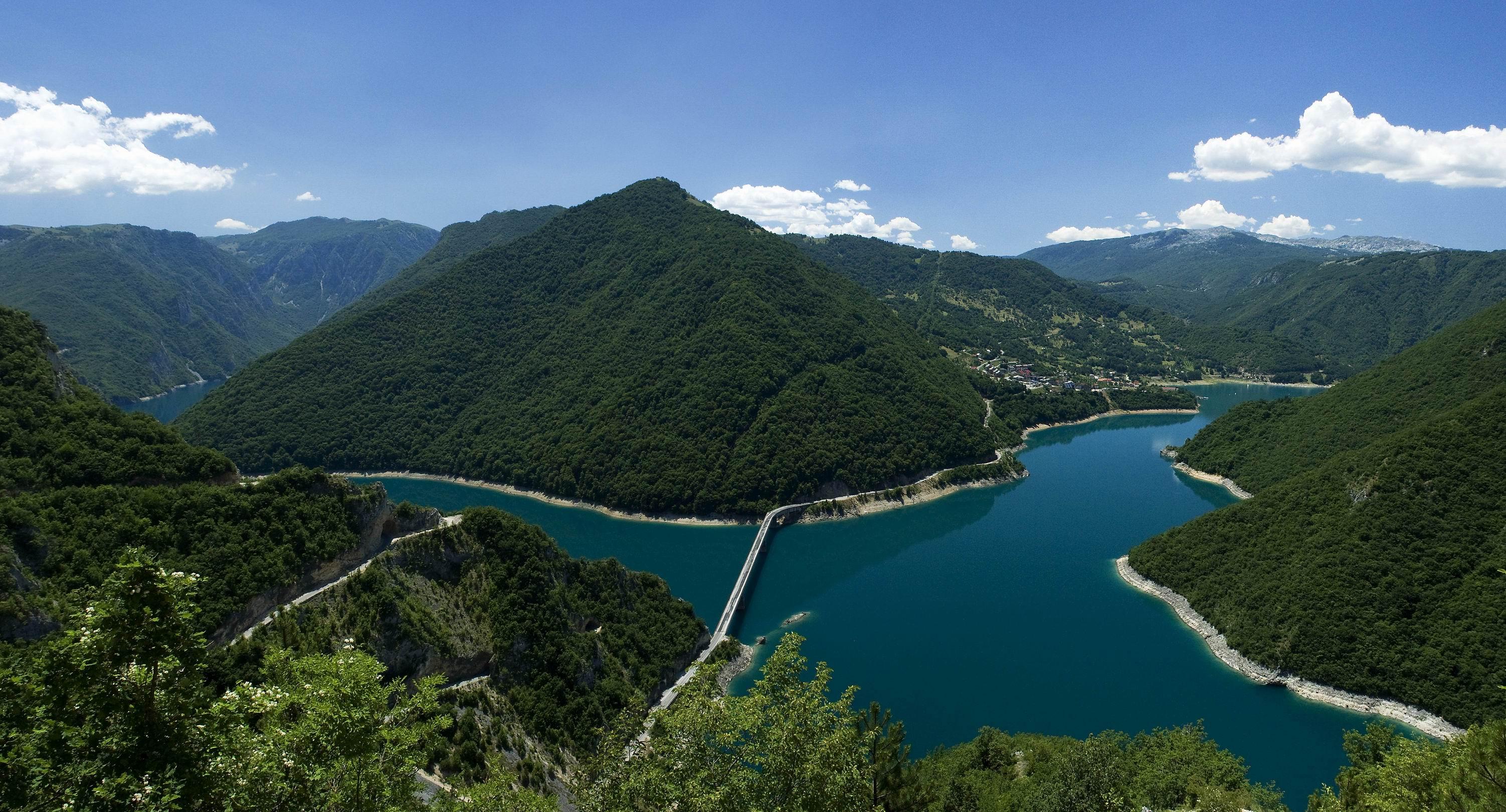 Национальный парк Биоградска-Гора - одна из охраняемых территорий Черногории